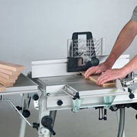 Festool - Multifunction Tables & Guide Rails