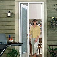 ODL - Retractable Screen Doors